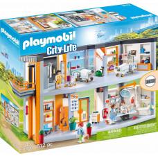 Playmobil City Life: Large Hospital