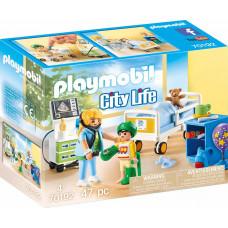Playmobil City Life: Childrens Hospital Room