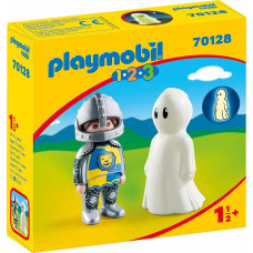 Playmobil 123: Knight with Ghost