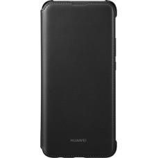 Huawei Book Δερματίνης Μαύρο (Huawei P Smart Z)