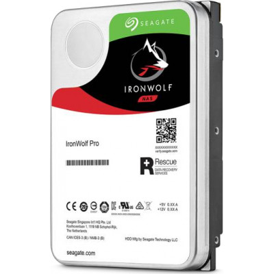 Seagate IronWolf Pro 8TB (ST8000NE001)