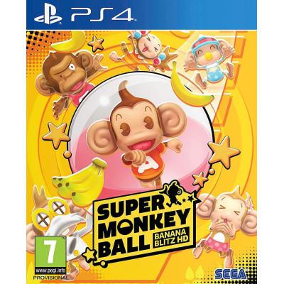 Super Monkey Ball: Banana Blitz HD PS4