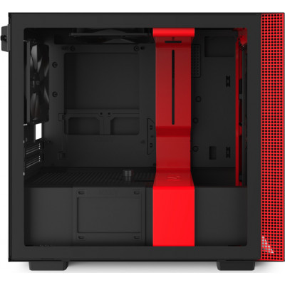 NZXT H210i Black/Red