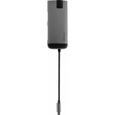 Verbatim USB-C Adapter USB 3.1 GEN 1 USB 3.0 + HDMI + SDHC + Mi