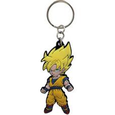 Abysse Dragon Ball - DBZ Goku PVC Keychain (ABYKEY097)