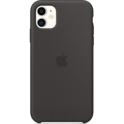 Apple iPhone 11 Silicone Case Black                  MWVU2ZM/A