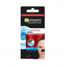 Garnier PureActive Anti-Blackheads Strip x4