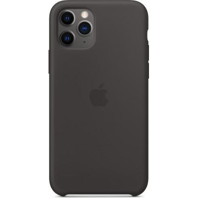 Apple iPhone 11 Pro Silicone Case Black    MWYN2ZM/A