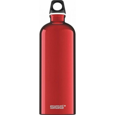 Sigg Water Bottle Traveller Red 1000mlΚωδικός: 8326.40