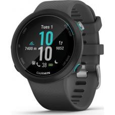 Garmin Swim 2 GPS-swimm watch slate grey/silver