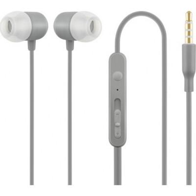 ACME HE21P In Ear Headphones with Microphone Purple