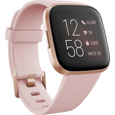 Fitbit Versa 2 (Petal / Copper Rose Aluminum)