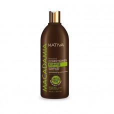 Kativa Macadamia Conditioner 500ml