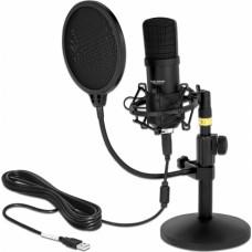 DeLock Professional USB Condenser Microphone Set