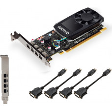 PNY Quadro P620 2GBΚωδικός: VCQP620DVIV2-PB