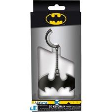 Abysse Batman - Batarang Metal 3D Keychain (ABYKEY304)