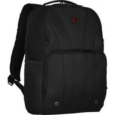 Wenger BC Mark Slimline Laptop Backpack 12-14 black