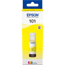 Epson 101 Ecotank Yellow Bottle (C13T03V44A)
