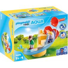 Playmobil 123: Aqua-Water Slide