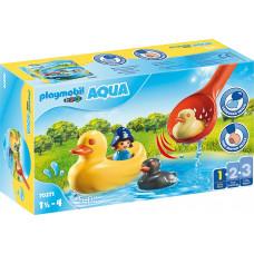 Playmobil 123: Aqua-Duck Boat