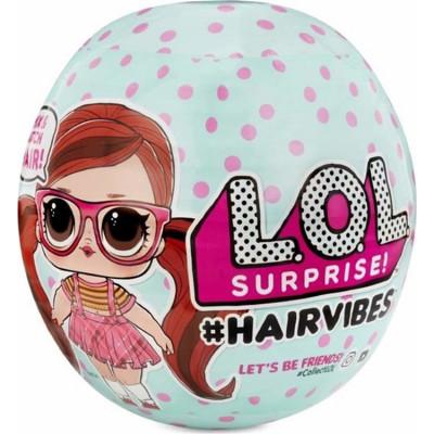 Giochi Preziosi L.O.L. Surprise!: Κουκλα Hairvibes (LLUB9000)