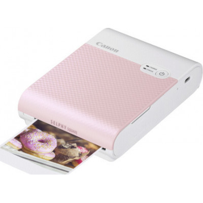 Canon Selphy Square QX 10 pink
