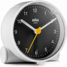 Braun BC 01 WB Quartz Alarm Clock White