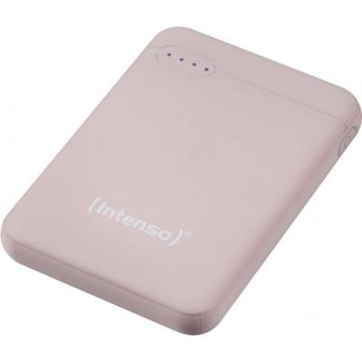 Intenso Powerbank XS5000 rosé 5000 mAh inkl. USB-A to Type-C