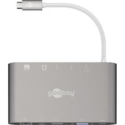 Goobay USB-C All-in-1 Multiport Adapter