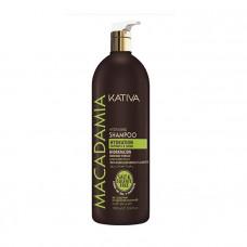 Kativa Macadamia Shampoo 1000ml