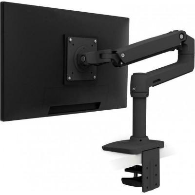 Ergotron LX Desk Monitor Arm Black
