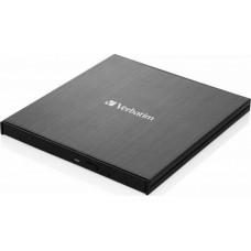 Verbatim External SlimLine CD/DVD Writer