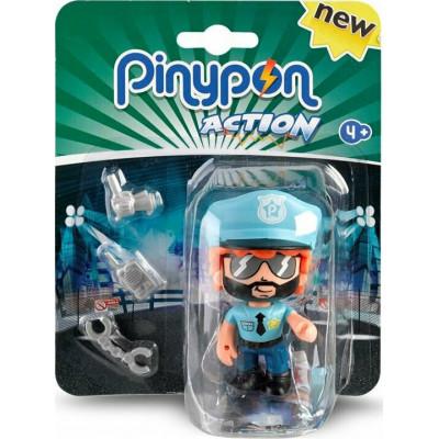 Giochi Preziosi Pinypon Action: Fireman Figure (700014733)