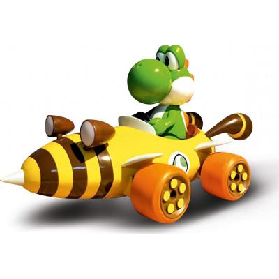 Carrera RC 2,4 Ghz     370181065 Mario Kart Bumble V, Yoshi