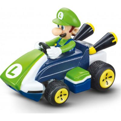 Carrera RC 2,4 Ghz     370430003 Mario Kart Mini RC Luigi