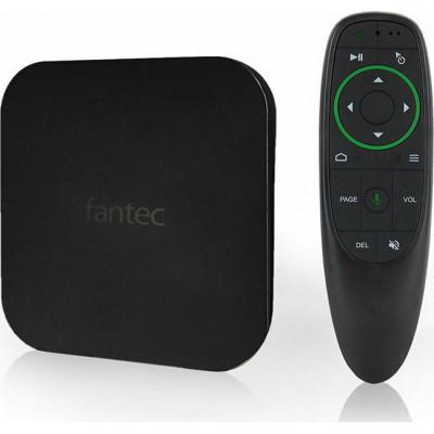 FANTEC 4KS7700Air Android TV TV Media Player (2GB+16GB)
