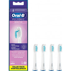 Braun Oral-B Toothbrush heads Pulsonic Sensitive 4 pcs.