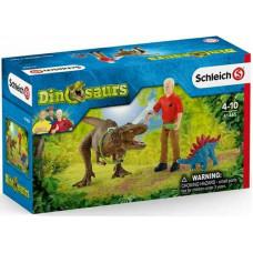 Schleich Dinosaurs Tyrannosaurus Rex Angriff