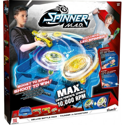 AS Spinner M.A.D. Deluxe Σετ Μαχης (7530-86331)