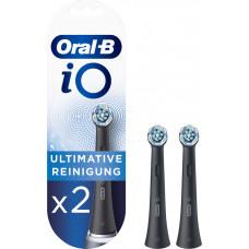 Oral-B iO Ultimate Clean Black 2τμχ
