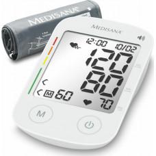 Medisana BU 535 με Φωνητική Λειτουργία & Ένδειξη Αρρυθμίας Ψηφιακό Πιεσόμετρο Μπράτσου