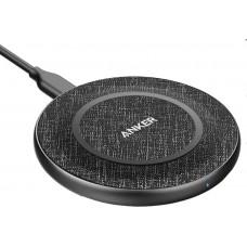 Anker Wireless Charging Pad (Qi) Μαύρο (Powerwave II Sense)