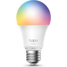 TP-LINK Smart Λάμπα LED για Ντουί E27 RGBW 806lm DimmableΚωδικός: L530E