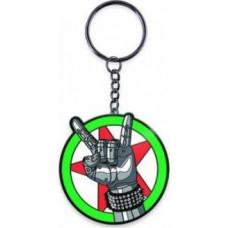 Dark Horse Cyberpunk 2077 - Silverhand Keychain (3006-709)
