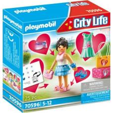 Playmobil City Life: Fashion Girl