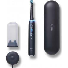 Oral-B iO Series 9N Ηλεκτρική Οδοντόβουρτσα με Χρονομετρητή και Αισθητήρα Πίεσης Black Onyx