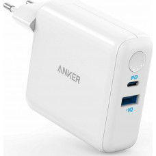 Anker USB-A & USB-C Wall Adapter Λευκό (Powercore III Fusion 5K)