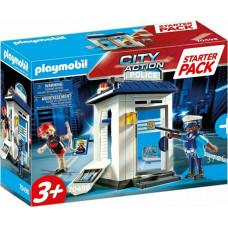 Playmobil City Action: Starter Pack Αστυνομικό Τμήμα