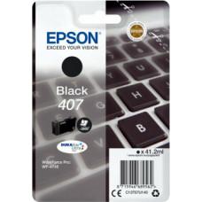 Epson 407 Black (C13T07U140)