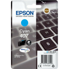 Epson 407 Cyan (C13T07U240)